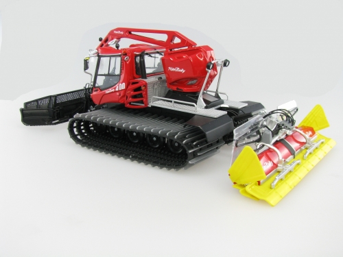 PistenBully 400 + Winde, Metall